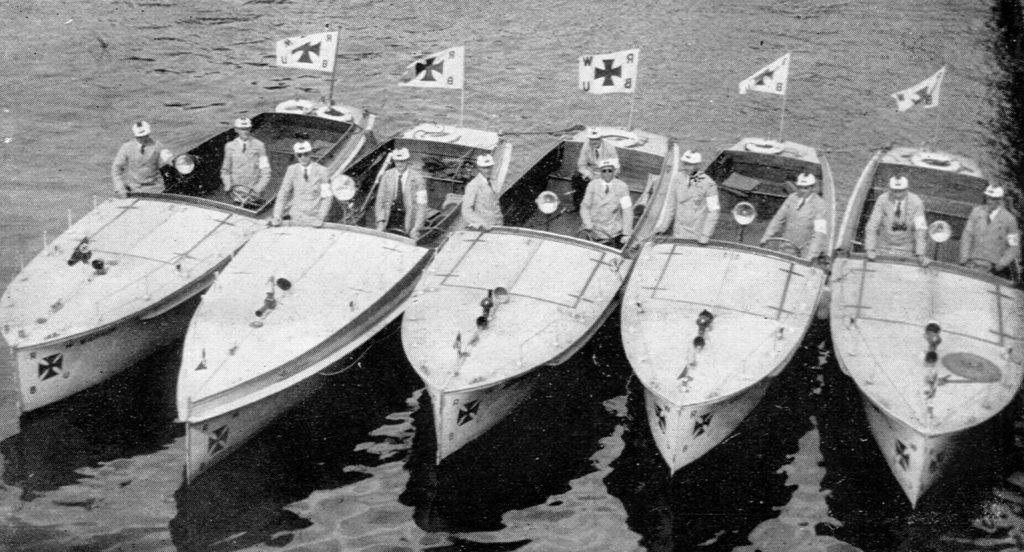 RWBU Boote